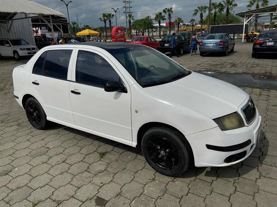 Skoda Fabia Sedan 1.2