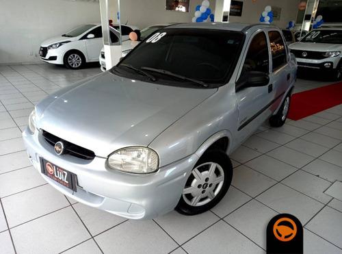 Chevrolet Corsa 1.0 Mpfi Classic Sedan Life 8v Flex 4p