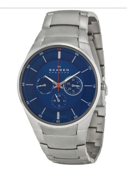 Relógio Skagen, Masculino, Skw 6137, 40 Milímetros