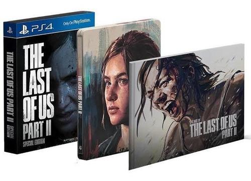 The Last Of Us Parte 2 Edição Especial