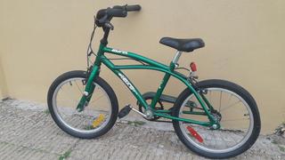 Bicicleta Niños Rodado 20 Verde