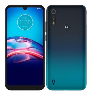 Motorola Moto E6s 4g 32gb Cam Dual 13/2mp Ram2gb Huella