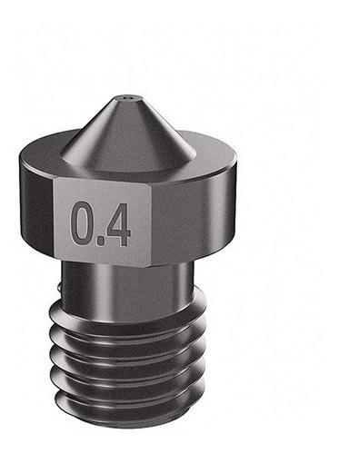 Boquilla Acero Endurecido Hardened Steel 0.4mm E3dv6 M6 3d