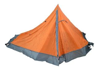 Barraca Acampamento Camping E Lazer Azteq Nepal 2 Pessoas