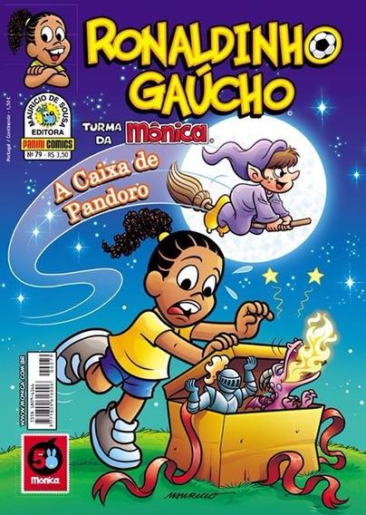 Ronaldinho Gaúcho Nº 79 - A Caixa De Pandoro