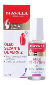 Mavala Oil Seal Dryer - Óleo Secante 10ml Beleza Na Web