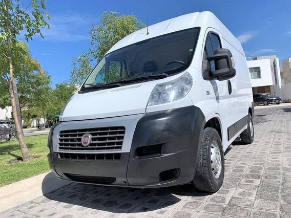 Fiat Ducato Cargo Van Diésel 2014