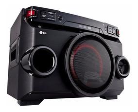 Mini System Lg Om4560 Multi Bluetooth Usb Mp3 200w