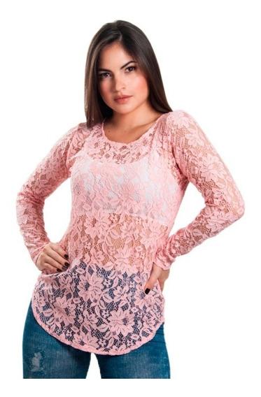 Blusas Sueter Dama Diseño Original De Moda Vilamo Ref: 9110