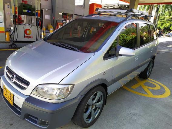 Chevrolet Zafira 7 Puestos En Excelente Estado Muy Original