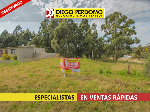 Terreno De 590 M² En Venta, Montevideo