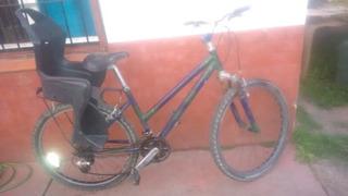 Mountain Bike De Dama