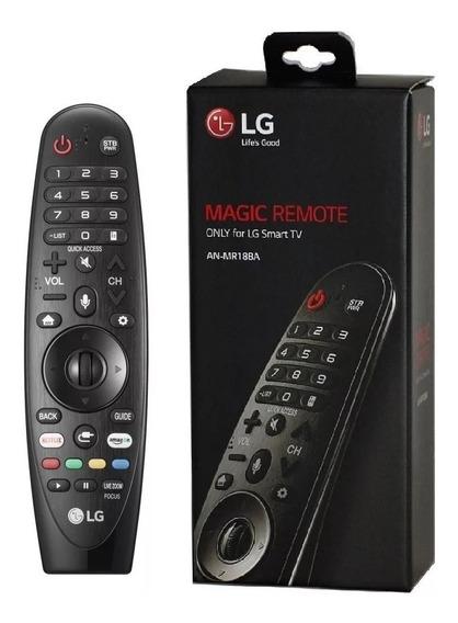 Controle Magic An-mr18ba Thinq Ai Comando Voz Lg 2018 C/nf