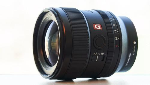 Imagen 1 de 8 de Lente Sony Fe 24mm F1.4 Gm (sel24f14gm)