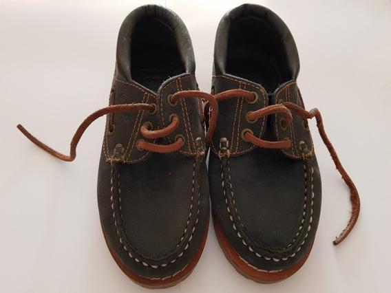 Zapatos Niño Canadienses N°30