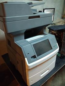 Multifuncional Lexmark X-656 X656de Toner 30.000 Novo