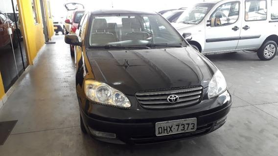 Toyota Corolla Xei 1.8 Automático 2003