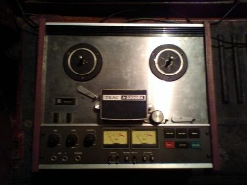 Grabador Teac A 2300 Sx Para Repuesto