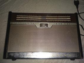 Rádio Crown Antigo Dos Anos 60