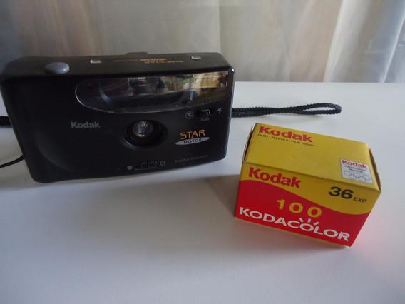 Máquina Antiga Fotográfica Kodak