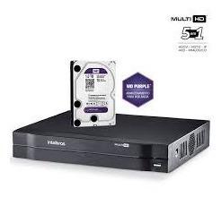 Dvr Cameras Ip Seguranca Intelbras Hd Gravador De Video