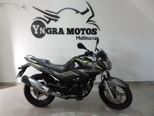 Yamaha Ys Fazer 250 Flex 2016 C/ 14.985mil Km Nova
