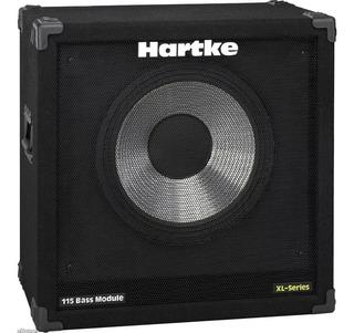 Hartke 115bxl - Bafle Caja Para Bajo 200w 1x15 Aluminio