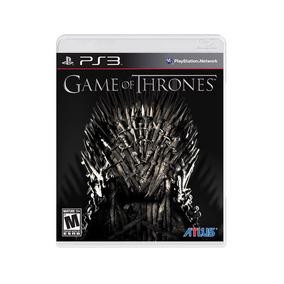 Game Of Thrones - Ps3 - Mídia Física/ Frete Grátis