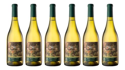 Imagen 1 de 6 de Animal Chardonnay Caja X6 Unidades Zetta Bebidas