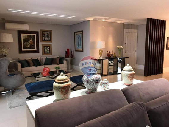 Apartamento Com 3 Dormitórios À Venda, 234 M² Por R$ 1.690.000 - Jardim Das Américas - Cuiabá/mt - Ap0798