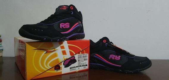 Zapatos Deportivos Niñas Rs21 Talla 31