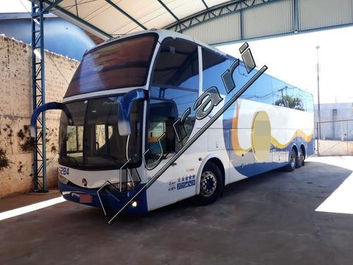 Imagem 1 de 15 de Paradiso 1550 Ld Scania K-380 Ano 2007/08 44 Lug    Ref 666