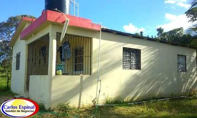 Casa Barata De Venta En Higuey, República Dominicana Cv-176