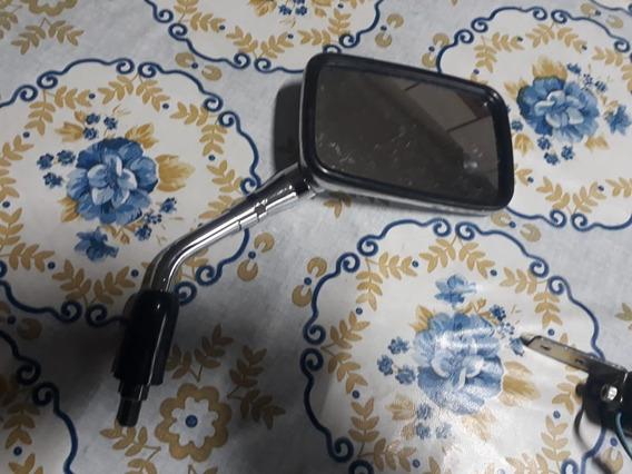 Espelho Retrovisor Shadow 600 98 A 2000 Original