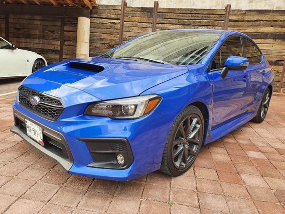Subaru Wrx 2.0 L At Cvt 2019