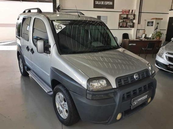 Fiat Doblo Adventure 1.8 8v 5p (flex)