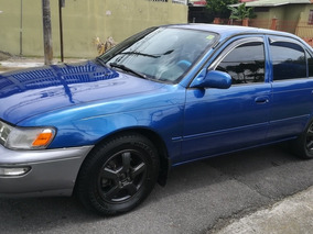 Oportunidad Vendo Toyota Corolla 97