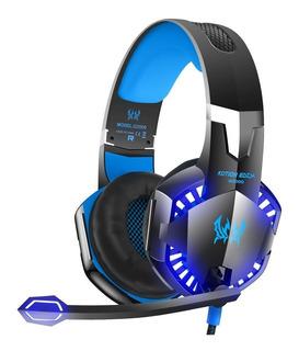 Audifonos Auriculaes Versiontech G2000 Para Juego Ps4 Xbox