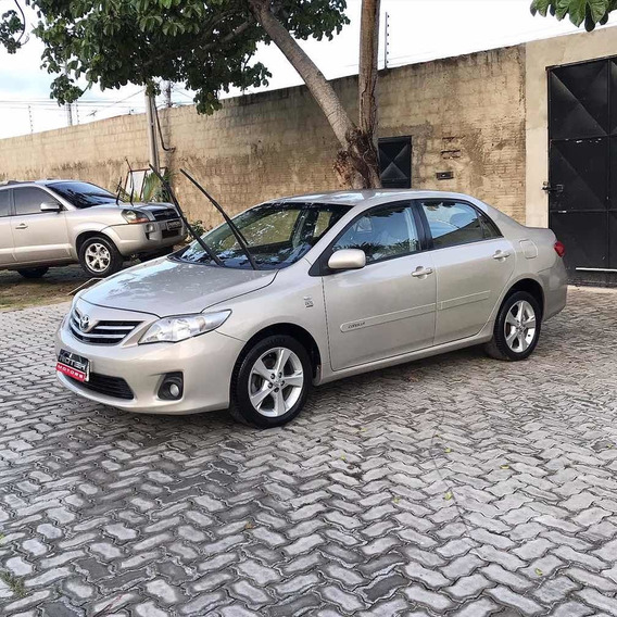 Toyota Corolla 1.8 16v Gli Flex Aut. 4p 2014