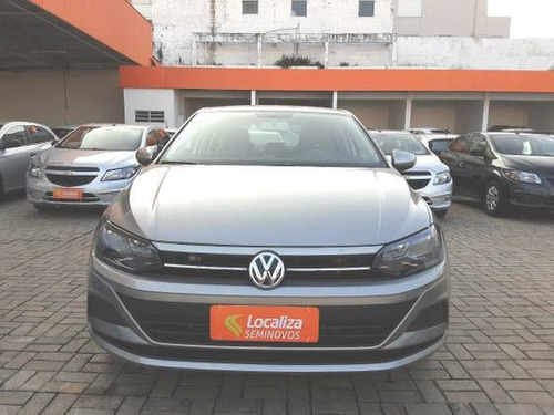 Volkswagen Virtus 1.6 Msi Total Flex Manual