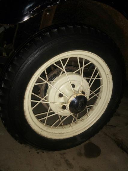 Ruedas Completas Ford 1931 (precio X Ud.)