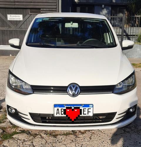 Volkswagen Fox 1.6 Trendline 2017