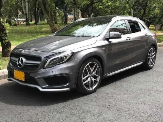 Mercedes Benz Gla 45 355hp 2016