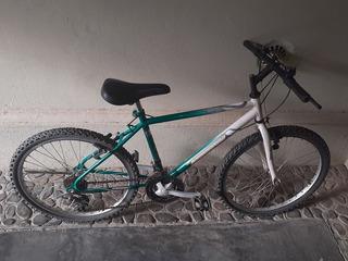 Bicicleta Kazzam Rodado 24