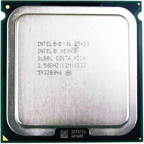 Intel Xeon E5420 2.50 12m Ml350 G5 - Usado