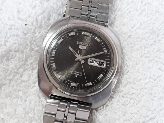 Relógio Seiko 6119, Masculino - Anos 70 - (prt) !