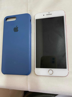 iPhone 7plus 128gb Rosê