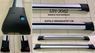 Racks De Techo Universales Estilo Wingbar 97cm Envio Gratis