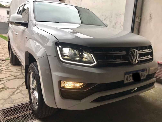 Volkswagen Amarok 2.0 Cd Tdi 180cv 4x4 Highline Pack At 2017