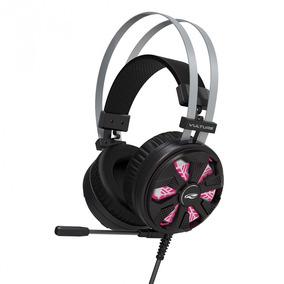 Fone De Ouvido C3tech Com Microfone Gamer Usb 7.1 Vulture Ph
